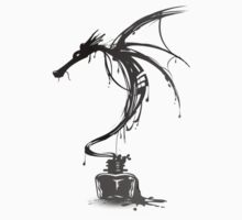 Ink Dragon Kids Clothes