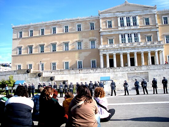 December 10, 2008, Athens GR by Bentrouvakis