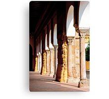 Ancient Arches Canvas Print
