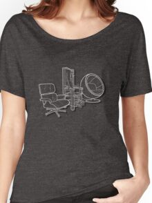 Take A Seat! Women's Relaxed Fit T-Shirt