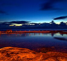 40 Seconds - Maroubra, NSW by Malcolm Katon