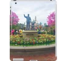 Partners with The Castle iPad Case/Skin