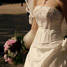 Wedding dress details by supermimai
