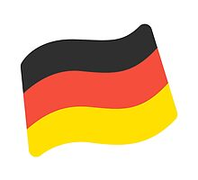 Flag For Germany Google Hangouts / Android Emoji by emoji