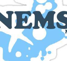 Menemsha Beach - Cape Cod. Sticker