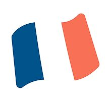 Flag For France Google Hangouts / Android Emoji by emoji