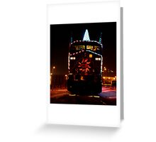 CPR Holiday Train Greeting Card
