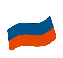 Flag For Russia Google Hangouts / Android Emoji by emoji