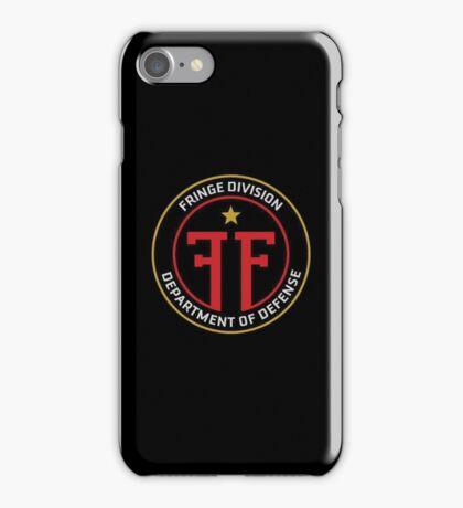 Fringe Division iPhone Case/Skin