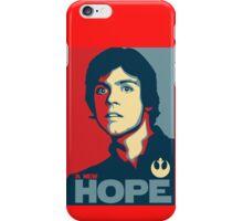 Luke Skywalker: A New Hope iPhone Case/Skin