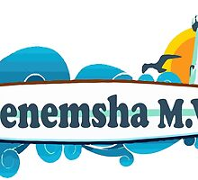 Menemsha Beach - Cape Cod. by ishore1