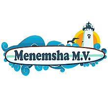 Menemsha Beach - Cape Cod. Photographic Print