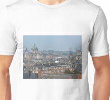 Overlooking Namur, Belgium Unisex T-Shirt