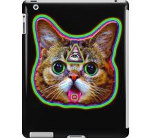 3 EyEd KiTtY kAt iPad Case/Skin