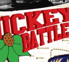 Buckeye Battle Cry B26 Marauder Sticker