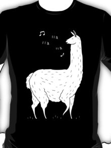 Song Of The Llama T-Shirt