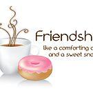 Friendship Card by shanmclean
