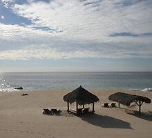 Los Cabos beach by kerplunk