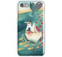 Adventures at Sea iPhone Case/Skin