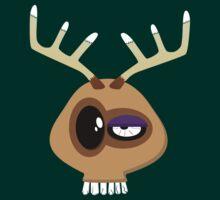 Happy Reindeer by magicinfoto