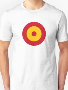 Roundel of the Spanish Air Force T-Shirt