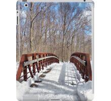 Winter Hike iPad Case/Skin
