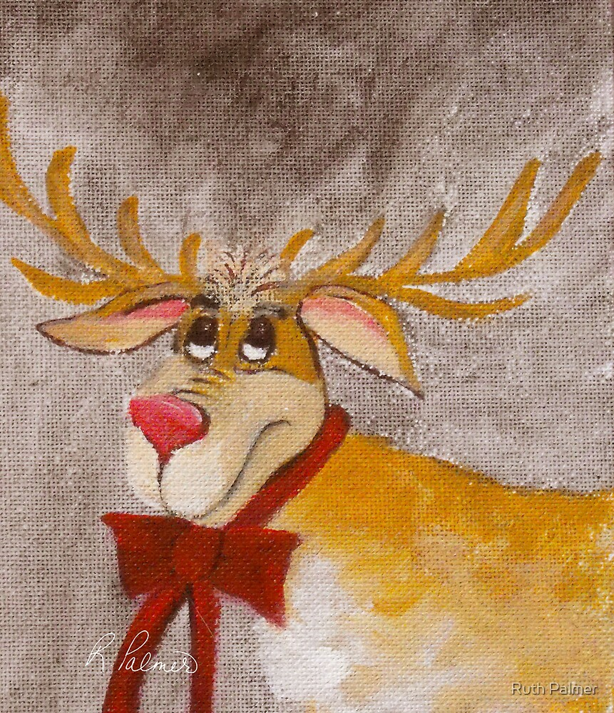 Mr. Reindeer by Ruth Palmer