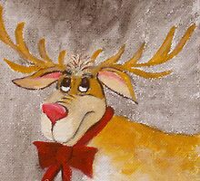 Mr. Reindeer by Ruth Palmer