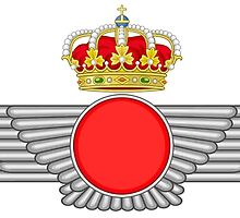 Emblem of the Spanish Air Force  by abbeyz71