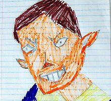 Happy Mask Salesman - Legends of Zelda by creepybrothers