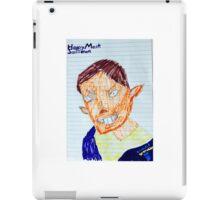 Happy Mask Salesman - Legends of Zelda iPad Case/Skin