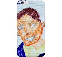 Happy Mask Salesman - Legends of Zelda iPhone Case/Skin