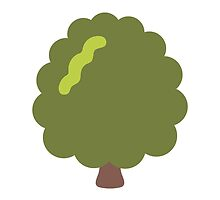 Deciduous Tree Google Hangouts / Android Emoji by emoji