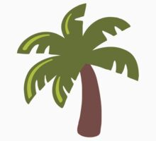 Palm Tree Google Hangouts / Android Emoji Kids Clothes