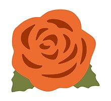 Rose Google Hangouts / Android Emoji by emoji