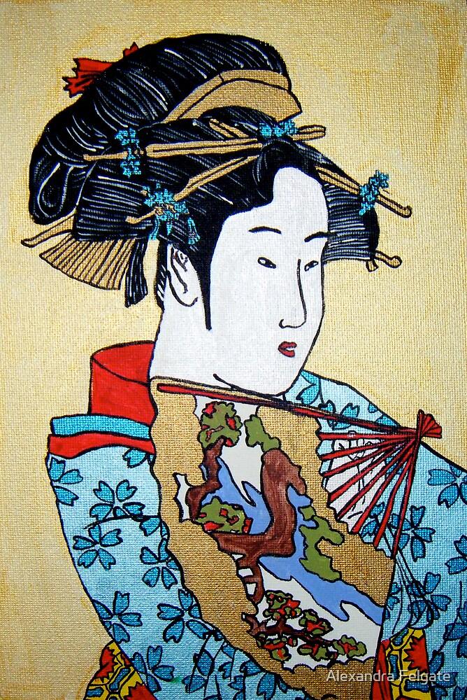 Geisha by Alexandra Felgate