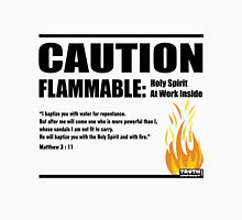 Caution Flammable T-Shirt