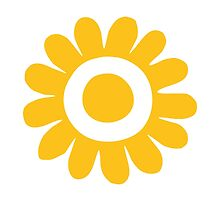 Sunflower Google Hangouts / Android Emoji by emoji