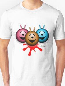 Space Hopper Splat T-Shirt