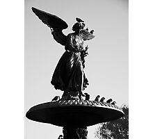 Angel of the Waters Photographic Print