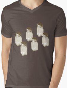 Salt Shakers Mens V-Neck T-Shirt