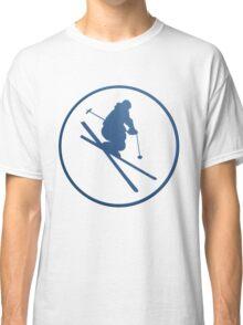 SKI framed Classic T-Shirt