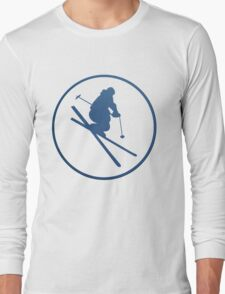 SKI framed T-Shirt