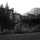Belvedere Castle by Mark Wilson