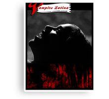 Vampire Scream Canvas Print