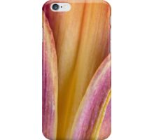 Yellow and Purple Lily iPhone Case/Skin