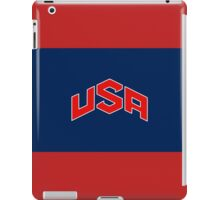 USA USA USA iPad Case/Skin