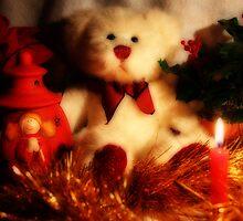 Christmas Bear by Evita