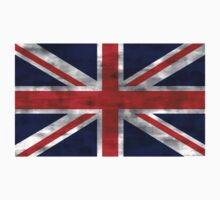 Distressed Britain Flag Kids Clothes