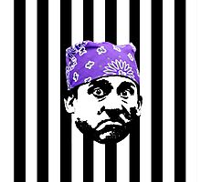 Prison Mike Photographic Print
